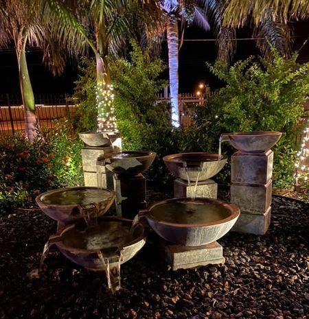 Nightime Fountain Shot - Copy